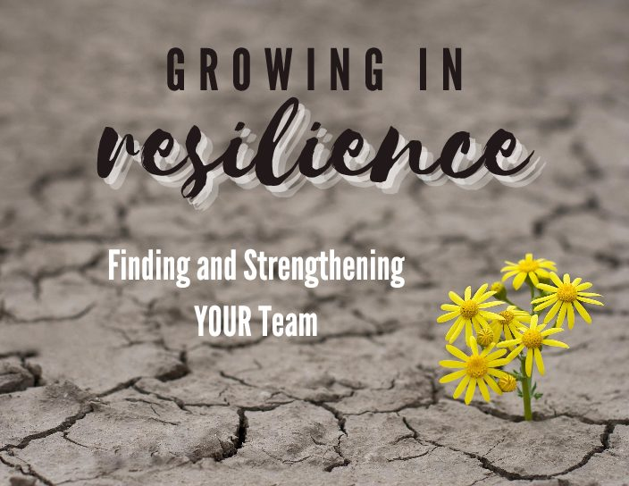 Growing in Resilience: Finding and Strengthening Your Team